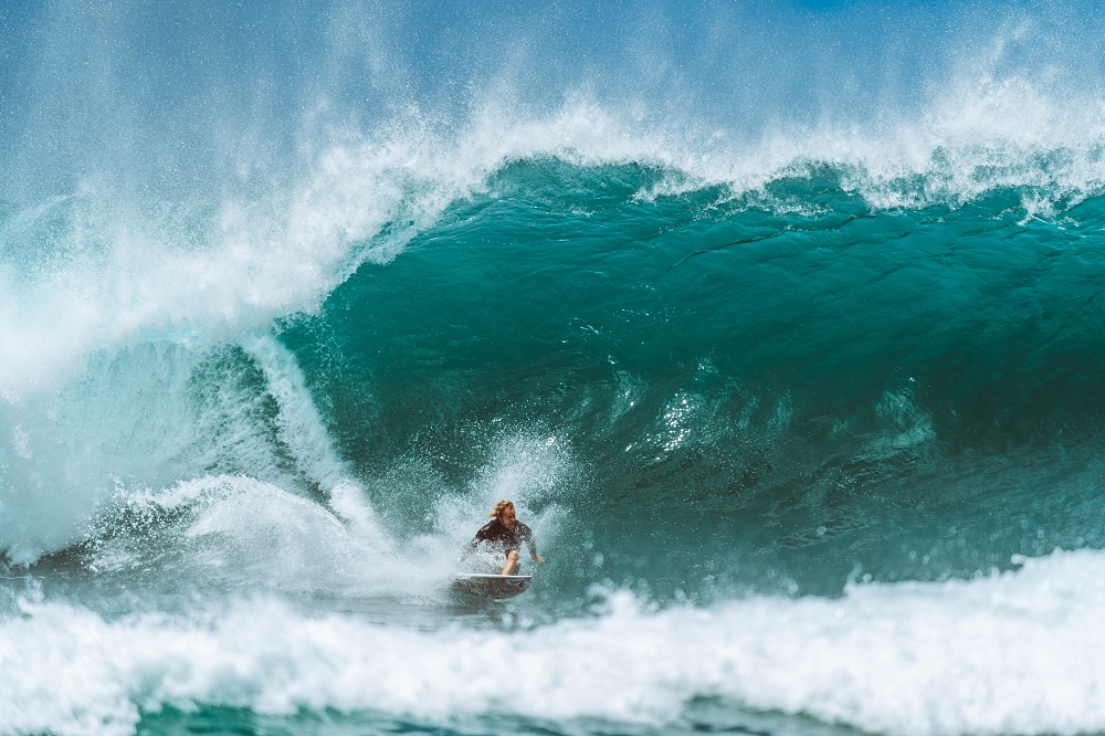10 best places to surf in February