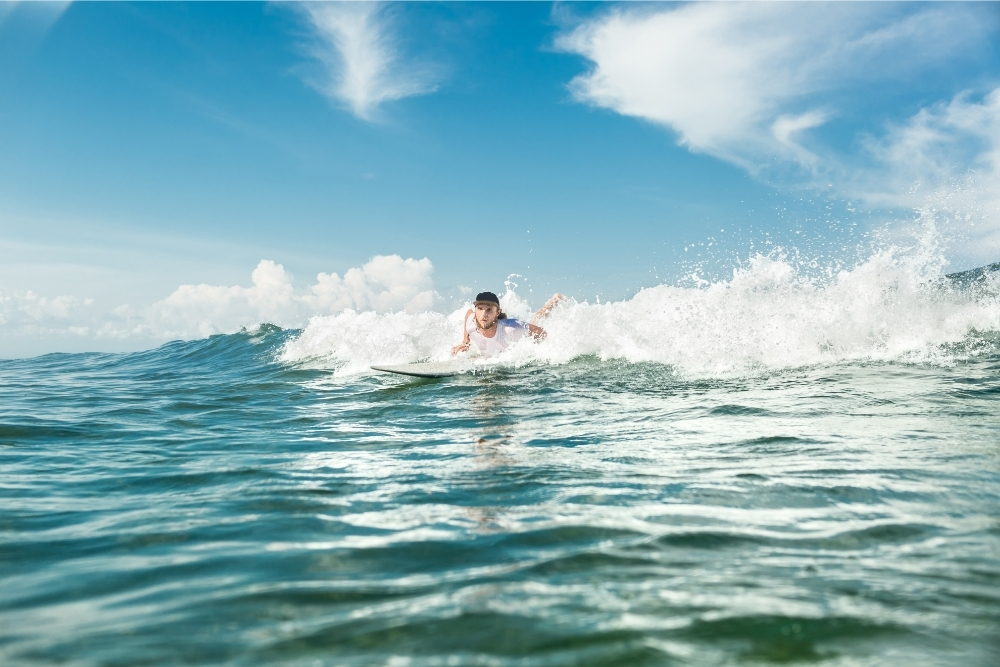 10 best places to surf in July